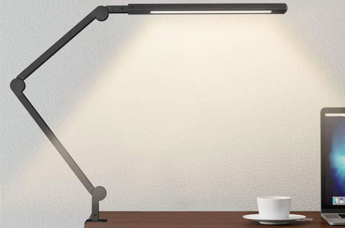 Joly JoyDimmableLED Desk Lamps with Clamp