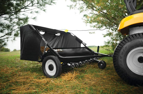Agri-Fab Tow Lawn Sweepers