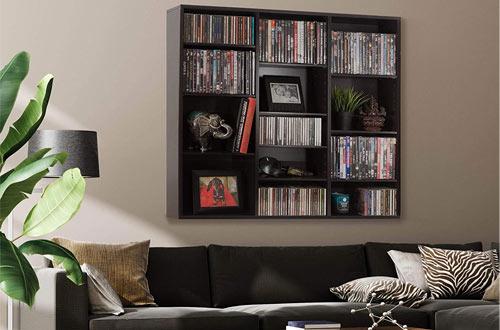Atlantic Oskar 540 Wall Mounted Media Storage Cabinets