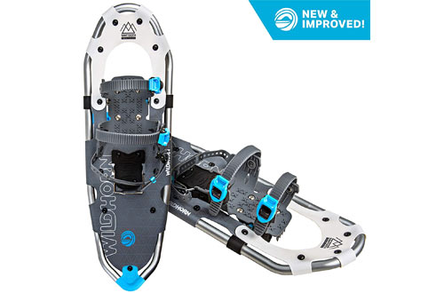 WildHorn Outfitters Sawtooth Snowshoes for Men and Women