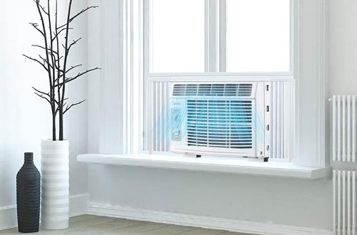 MIDEA MAW05M1BWT 5000 BTU Window Air Conditioners