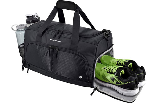Gym Bag for Shoe Compartment