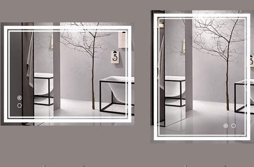 LED Bathroom Mirrors