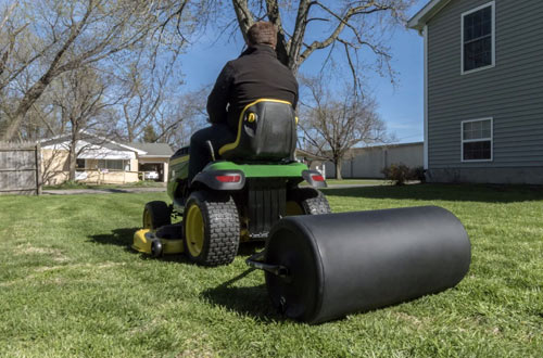 Agri-Fab Poly Tow Lawn Rollers