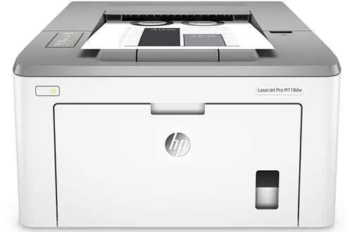 HP Laserjet Pro M118dw Wireless Monochrome Laser Printer